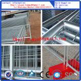 Meilleure vente de l'Australie clôture temporaire panneaux galvanisés de clôtures temporaires pour la vente