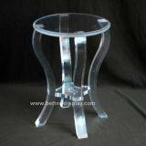 Cadeira de plástico acrílica transparente (BTR-Q3001)