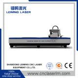 Cortador do laser da fibra do metal de Lm3015FL para o negócio de anúncio