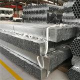 Tubi d'acciaio pre galvanizzati dello zinco da 30~180 GSM senza la bava