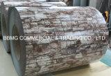 El color de acero galvanizado prepintado de la bobina PPGI PPGI cubierto galvanizó la bobina de acero de China