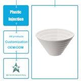 Ciotola di modellatura personalizzata della plastica dell'insalata di frutta degli articoli per la tavola dei prodotti dell'iniezione di plastica