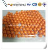 射撃Paintballは販売のためのPaintballの0.68の口径/球を小球形にする