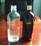 200&250ml Huile essentielle le flacon en verre