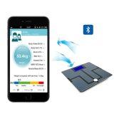 Bluetooth Échelle numérique de l'analyse de graisse corporelle