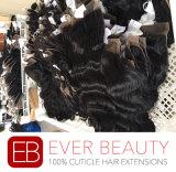 Chiusura poco costosa all'ingrosso del merletto dei capelli umani del Virgin di Brazilan di prezzi