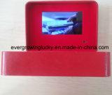 4.3inch LCD Bildschirm-videogeschenk-Kasten für Schmucksachen /Watch/Ring