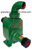 Hohe landwirtschaftliche drei Zoll-selbstansaugende Wasser-Hauptpumpe 80zb-55