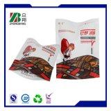 Kundenspezifisches Drucken-Fastfood- Verpacken- der Lebensmittelplastikbeutel mit Reißverschluss