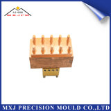 Kundenspezifisches CNC-Autoteil-Elektroden-Präzisions-Automobil-Plastikspritzen