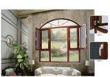 ألومنيوم شباك نافذة مع شامة