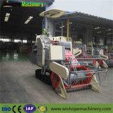 販売インドネシアのための小さい穀物タンクが付いているWishope 4lz-2.2の米のコンバイン収穫機