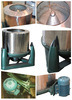 Essiccatore di rotazione di serie di Tl & macchina industriale del filatore dell'estrattore per la fabbrica. Lavanderia