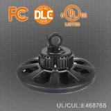 円形の高品質2700K-6500K PhlipsチップMeanwellドライバーUFO LED Highbay軽いLED