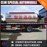 Pequeño carro del tanque de la distribución del betún del asfalto de 5000L 8000L