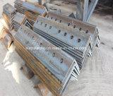 Máquina de corte e perfuração de ângulo para transmissão de torre