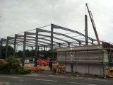 Taller de almacén de alta calidad Estructura de acero