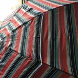 parasol 48inch protégeant du vent avec le bâti en acier