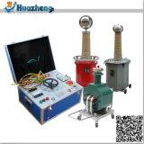 De 150kv da alta tensão portátil hertz do tipo seco transformador da alta tensão do teste