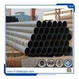 Большой диаметр SSAW сварной углерода спираль стальной трубопровод /трубы в наличии на складе, спираль сварных стальных труб