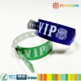 El festival concierta el Wristband olográfico de los acontecimientos NTAG213 RFID