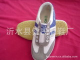 Breathable und haltbare klassische Segeltuch-Schuh-Gummisohle für Mann