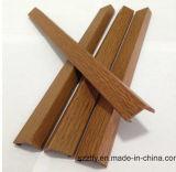 アルミニウムまたはアルミニウム6063放出の木の上塗を施してある合金のプロフィール