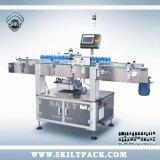 Directo fabricante para la máquina de etiquetado de la escritura de la etiqueta de la etiqueta engomada de la botella redonda