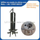 Carcaça do filtro em caixa de aço inoxidável dos Ss 316