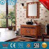 Governo di colore rosso per la stanza da bagno con il formato differente by-F8076