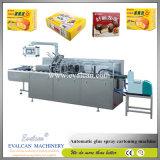 自動多機能の石鹸のプラスチックまたは紙の箱のパッキング機械、包装機械
