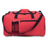 Яркий покрашенный спорт или перемещая мешок с передним карманн с подгонянным логосом