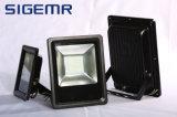 Buena calidad y luz de inundación barata del precio 10W 20W 30W 50W 80W 100W LED