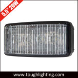 Indicatori luminosi quadrati del trattore da 5.5 pollici 20W Re306510 John Deere LED