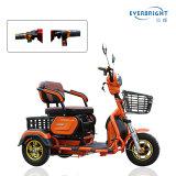 2 asientos de alta calidad para los ancianos triciclo eléctrico baratos