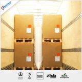 Haute résistance haute capacité de charge de niveau 5 de l'air PP tissés de Dunnage sac pour le conteneur de 20/40 ft