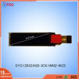 """0,91"""" дисплей OLED 128x32 точек на экране панели управления белый IC SSD1316z"""