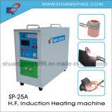 Hochfrequenzinduktions-Heizungs-Maschine Sp-25A mit Timer
