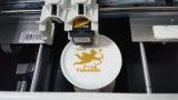 La espuma automática llena del café de Latte bebe la impresora de la cerveza