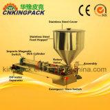 Macchina di rifornimento semiautomatica per crema/unguento/l'inserimento