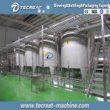 Автоматическая Carbonated производственная линия машины завалки безалкогольного напитка разливая по бутылкам