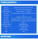 Contatore portatile Y09-3016 della particelle di polvere dell'aria