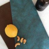 Tessuto del jacquard del poliestere del velluto tinto filato del coperchio del sofà