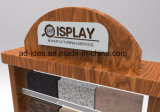 Kundenspezifischer Entwurfcountertop-Fliese-Mosaik-Ausstellungsstand