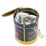 Kaffee-Metallzinn-Kasten mit luftdichter Kappe