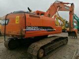 Usado Escavadeira Doosan dh220 Original da escavadeira para venda