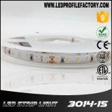 2835 12V/24V SMD impermeabilizzano l'indicatore luminoso di striscia flessibile del LED