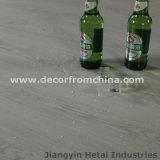 Suelo respetuoso del medio ambiente de calidad superior del PVC para el tipo del bloqueo del tecleo