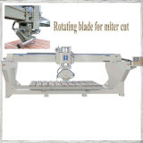 Stone Machine Bridge Saw Cutting Granite Slabs Hq600d