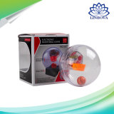 Elektronischer magischer Sport-Minipalmen-Basketball-Eintragfaden-Spiel-Spielwaren mit Licht und Musik-Ton